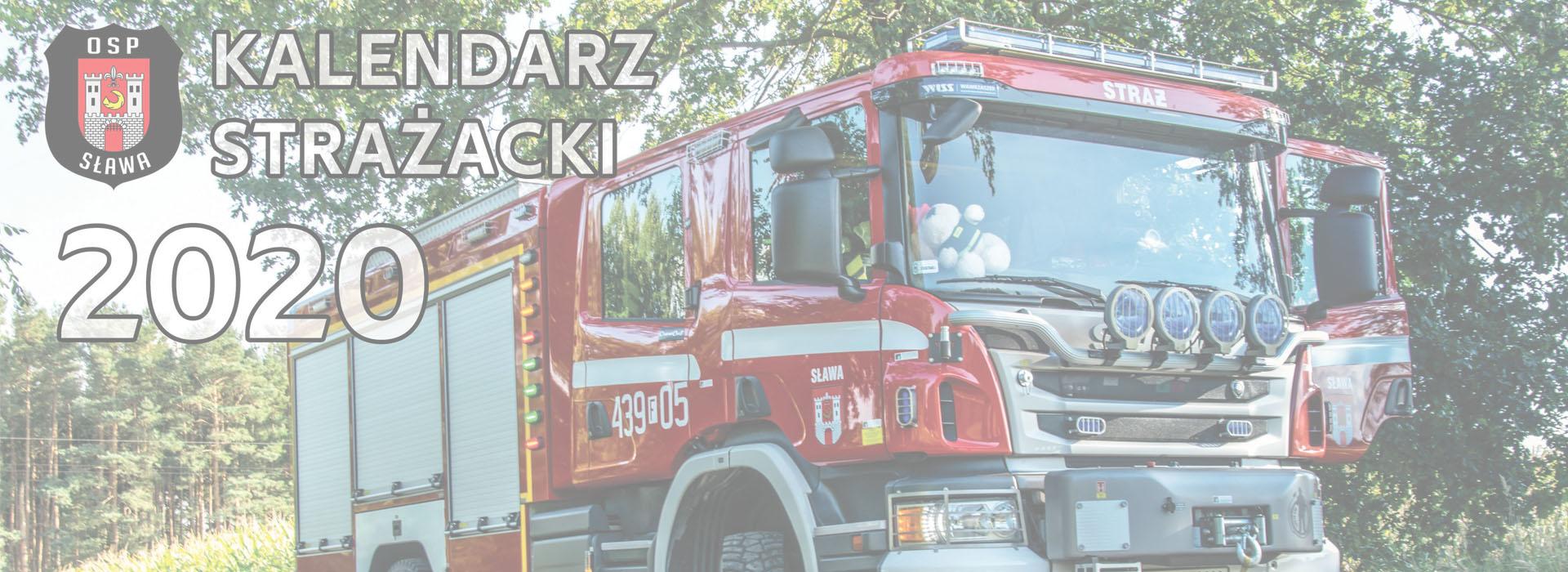Kalendarze strażackie na rok 2020