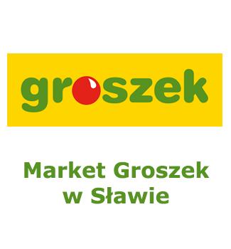 Market Groszek w Sławie